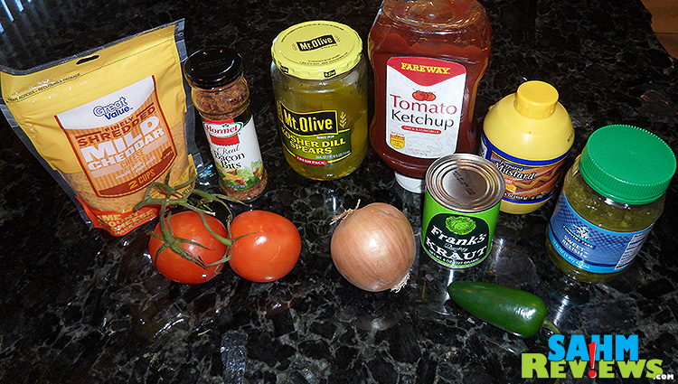Ingredients #GetCorny #ad #cbias